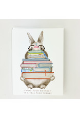 Dear Hancock Bunny with Books