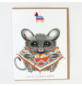 Dear Hancock Card