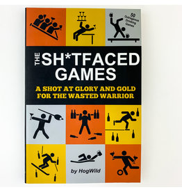 Hachette The Shitfaced Games