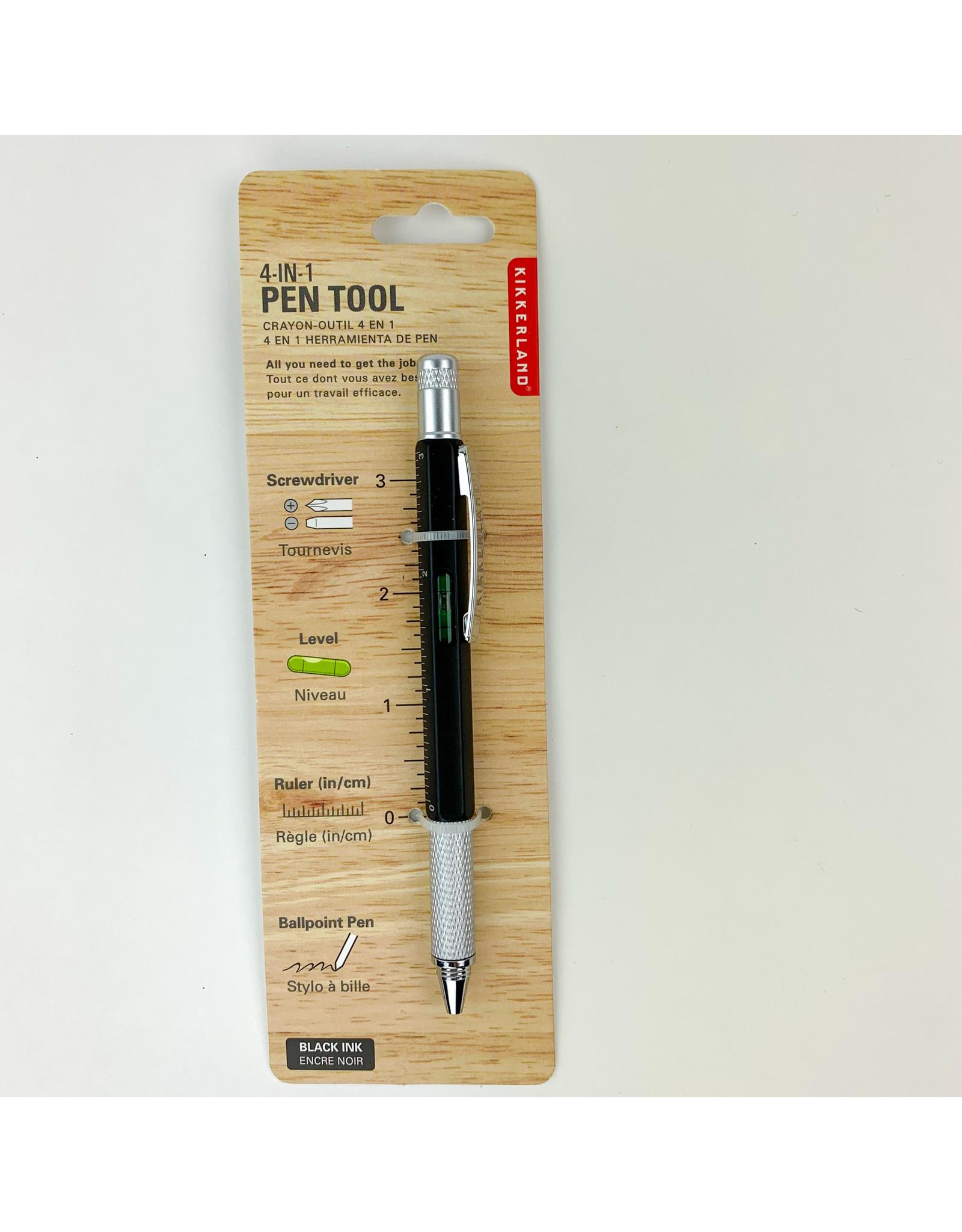 Kikkerland Pen Multi-Tool