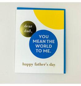 J.Faulkner Father's day world