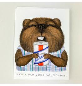 Dear Hancock Beaver father's day