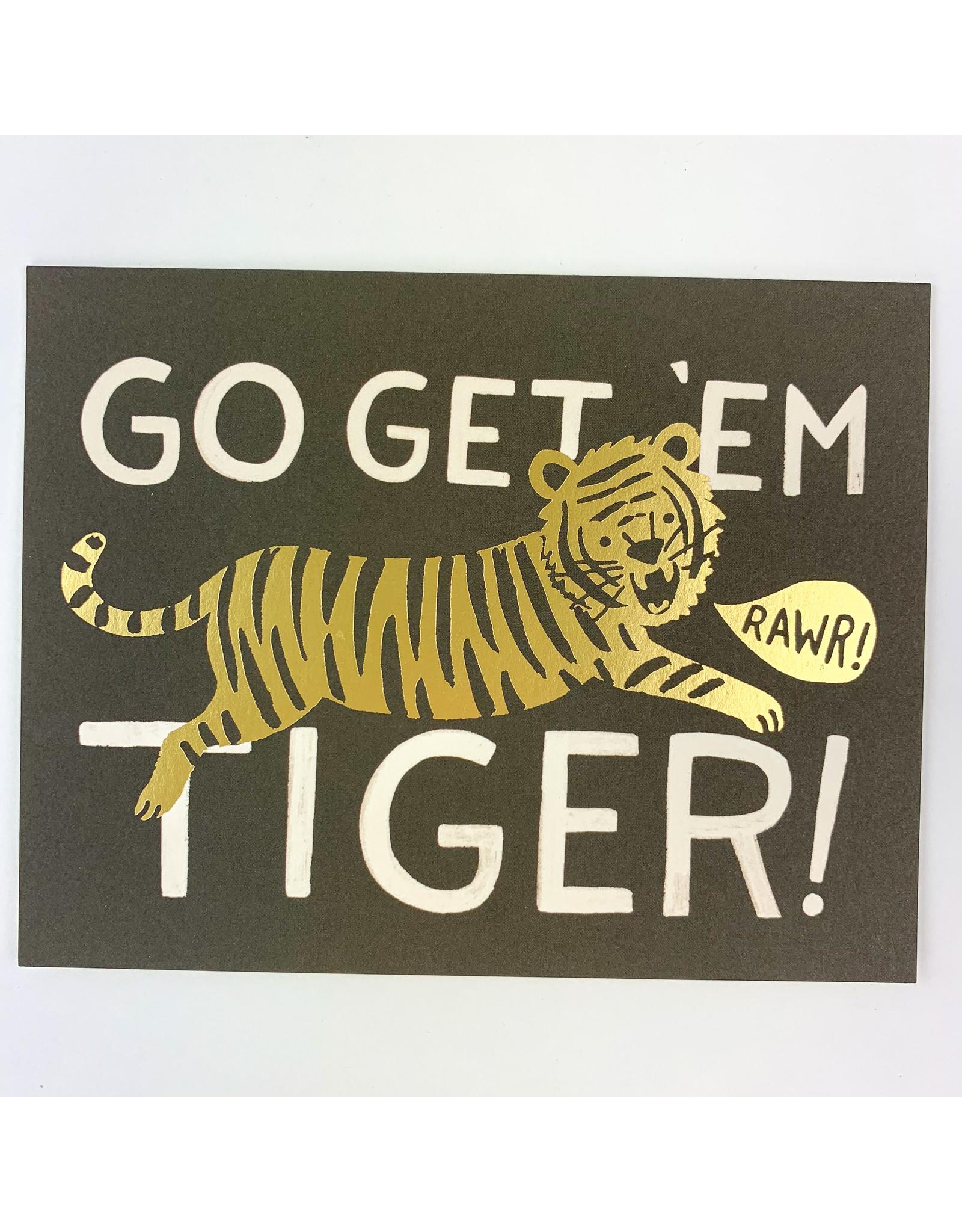 Rifle Go Get 'Em Tiger