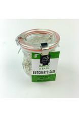 wildly delicious Garlic and basil Sea Salt
