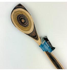 Island Bamboo Natural Pakka Corner Spoon