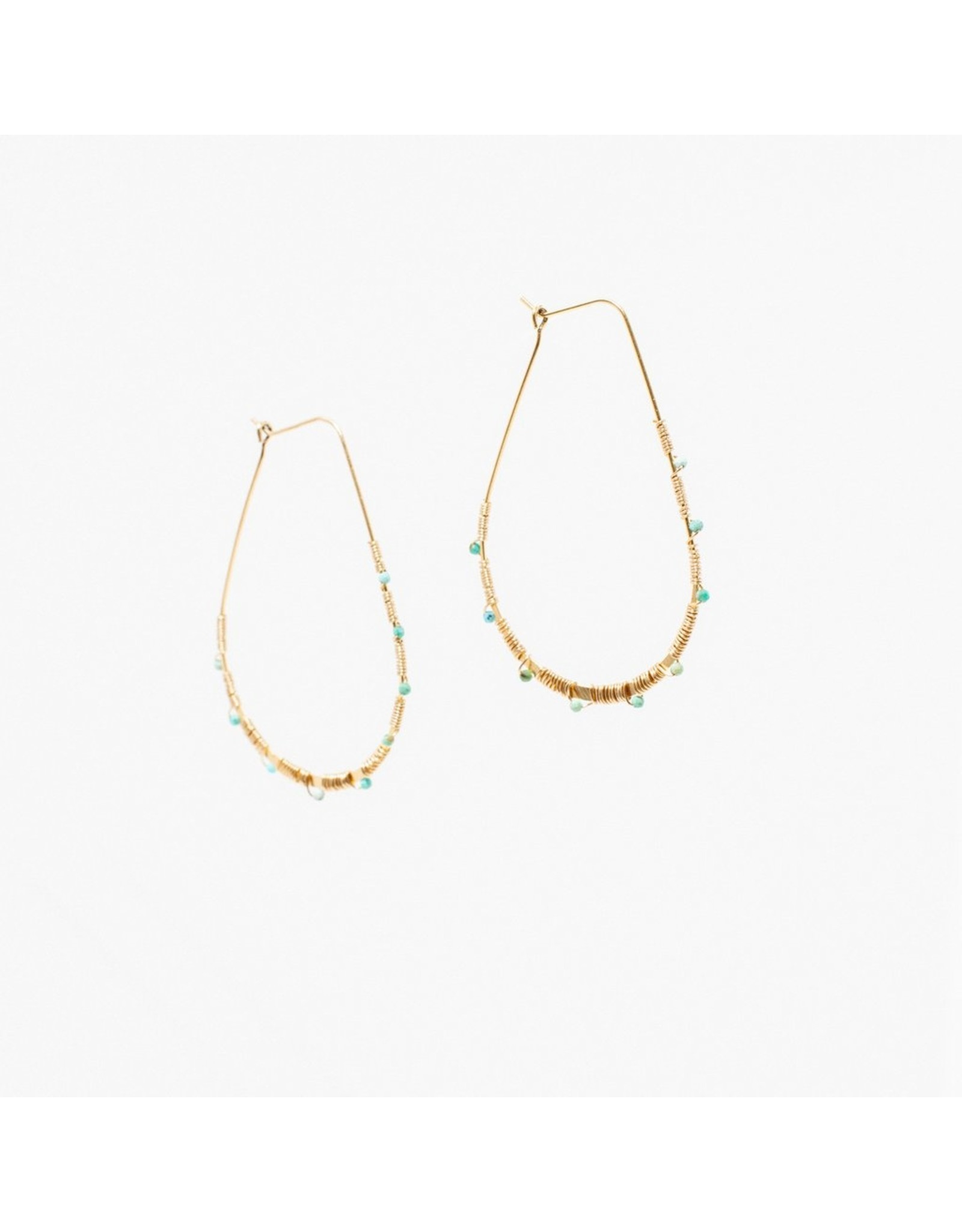 Larissa Loden Eva earrings