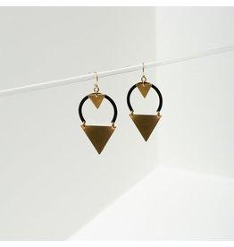 Larissa Loden Dart earrings