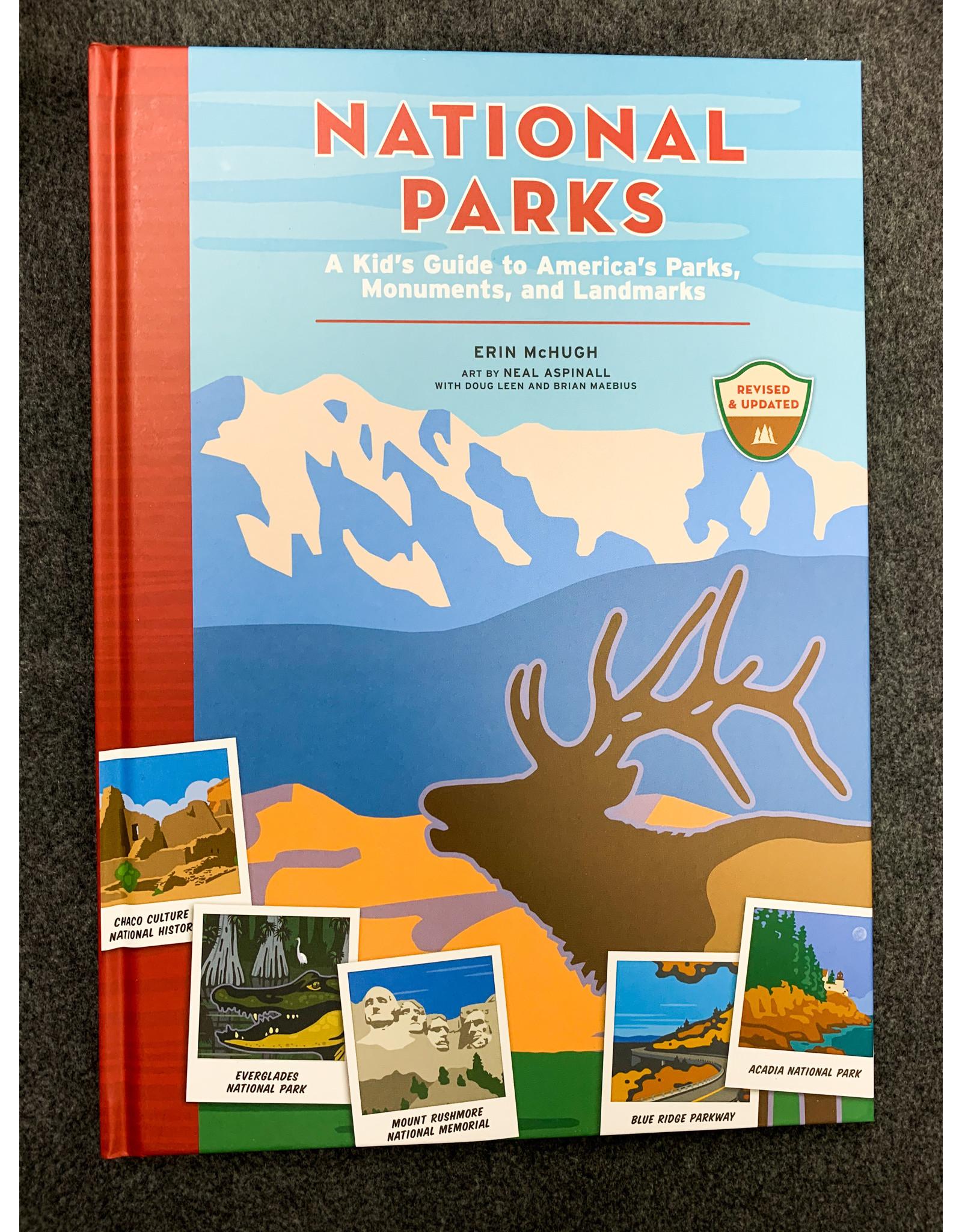 Hachette National Parks