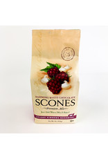 Sticky Fingers Bakeries Raspberry and White Chocolate scone mix