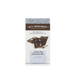 B.T McElrath Salty Dog Chocolate Bar