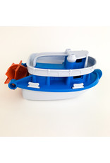 green toy Paddle Boat-asst