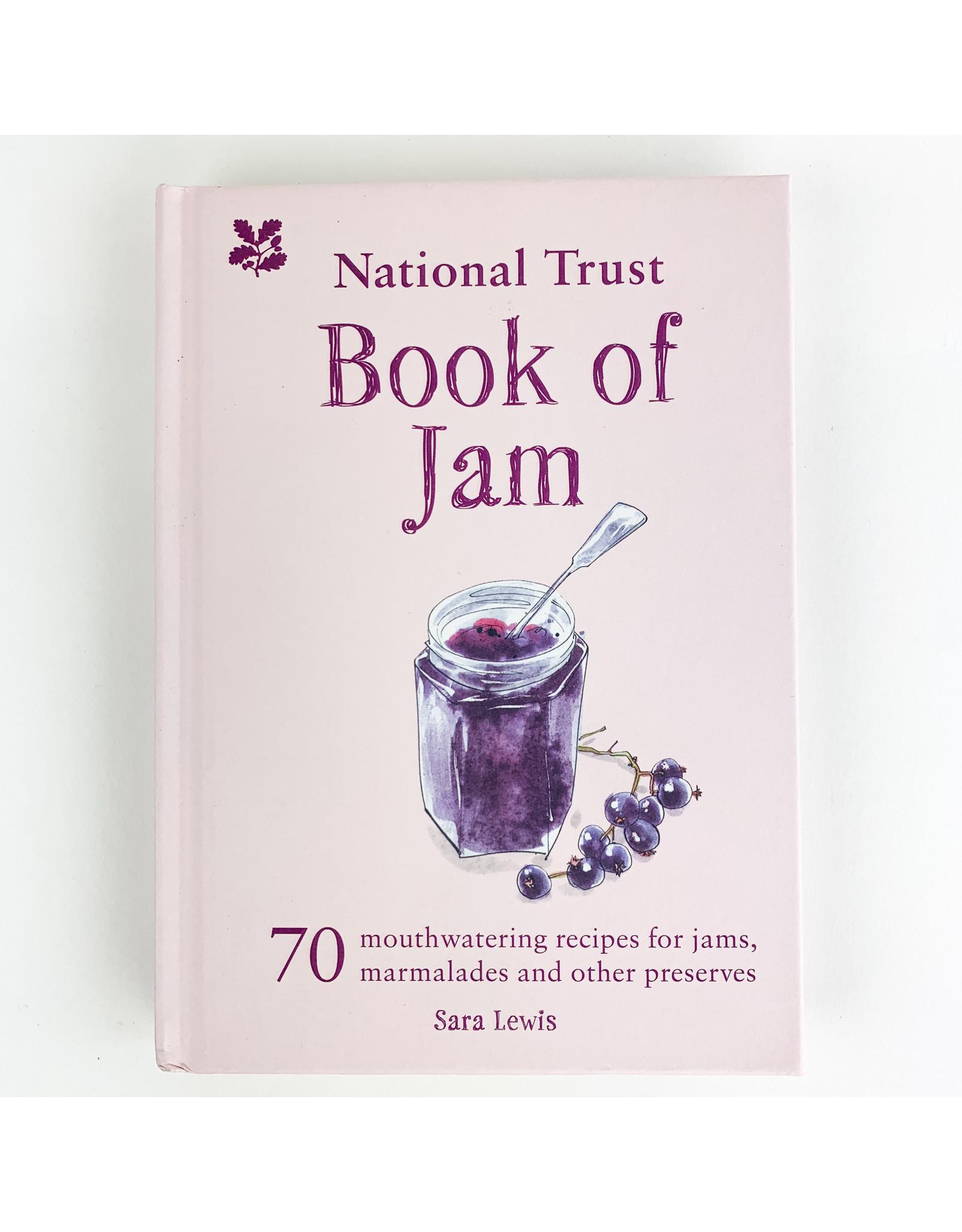 Random House National Trust Book of jam