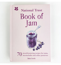 Random House National Trust Book of jam