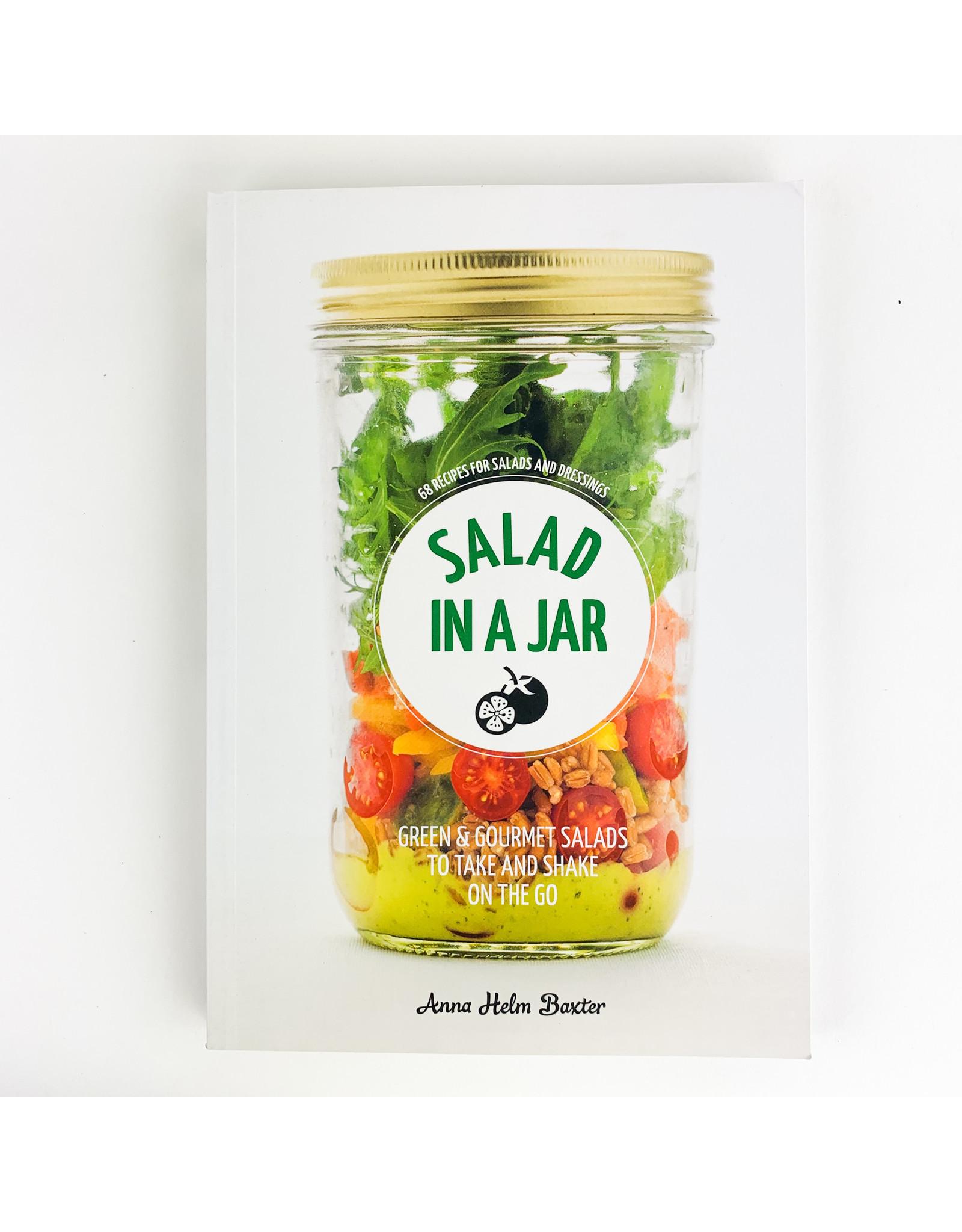 Random House Salad in A Jar