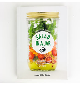 Random House Salad in A Jar