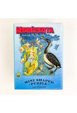 Chronicle Books Shaped Mini Minnesota (100)