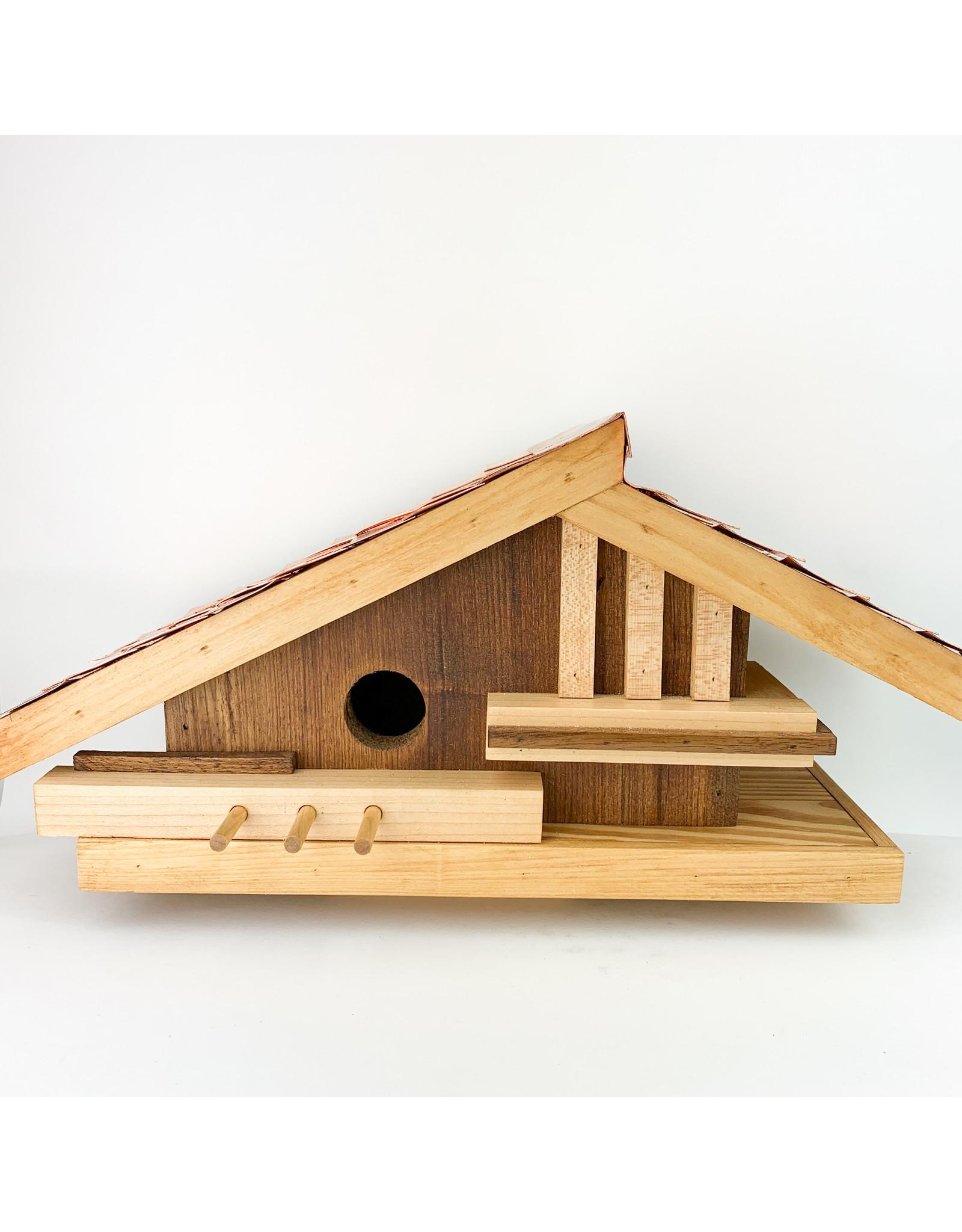 John Posl - consignment Mid-Century Modern Birdhouse Consignment