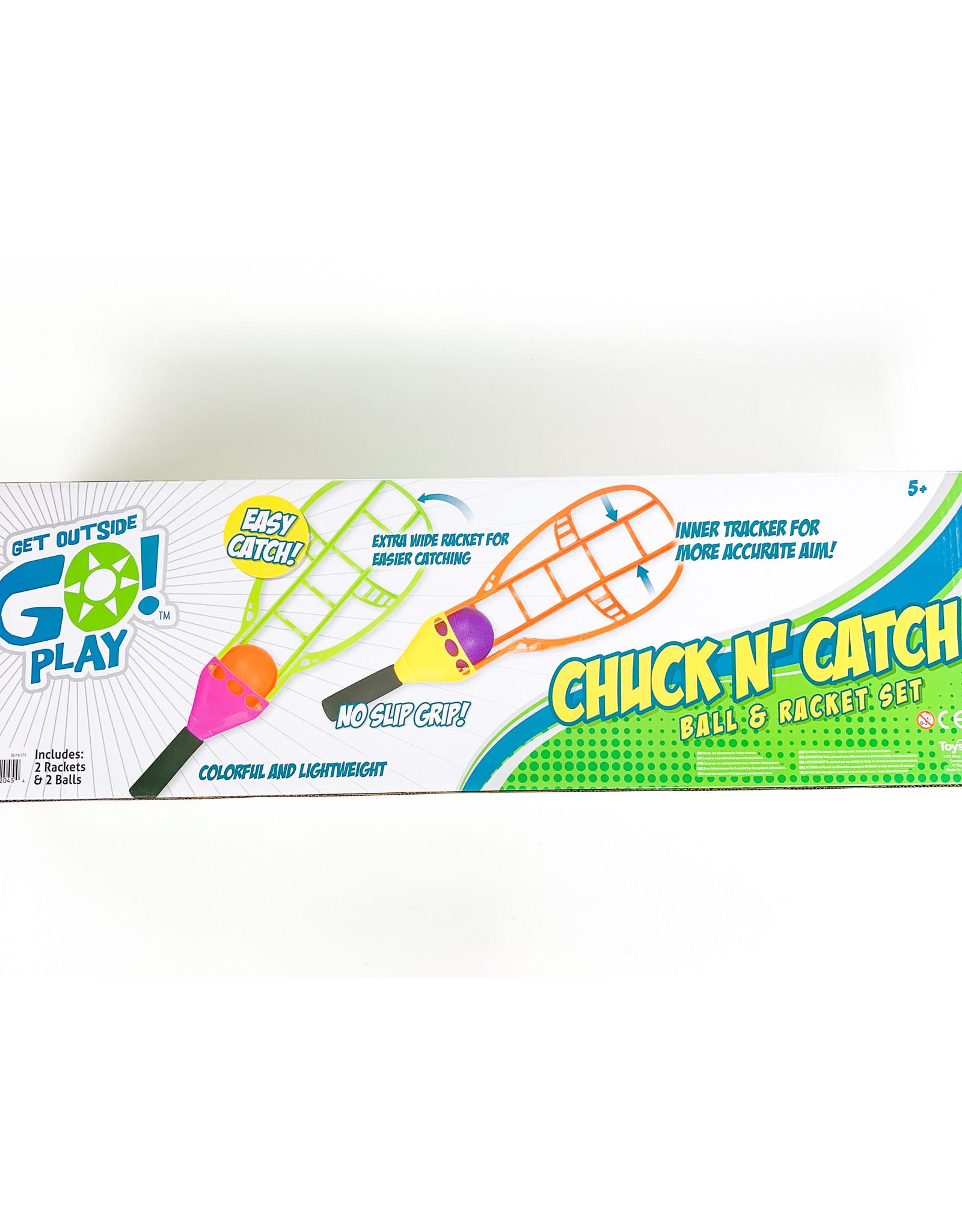 Chuck & Catch