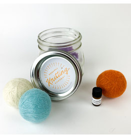 Nokomis Knitting Company Lavender/ Dryer Ball Kits (MN Made)