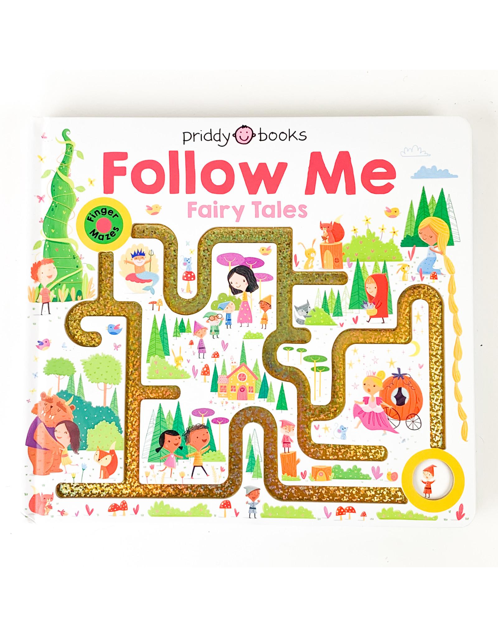 MacMillan Follow Me: Fairy Tales