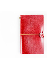 Peter Pauper Press Voyager Burgundy Journal