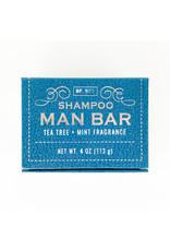 Shampoo Man Bar