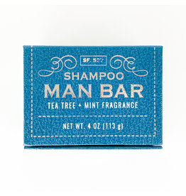 Shampoo Man Bar