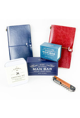 Man Bar Silver sage and Bergamot