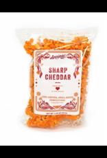 Annie B's Sharp Cheddar Popcorn Bag