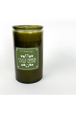 K. Hall Cucumber & Aloe Candle