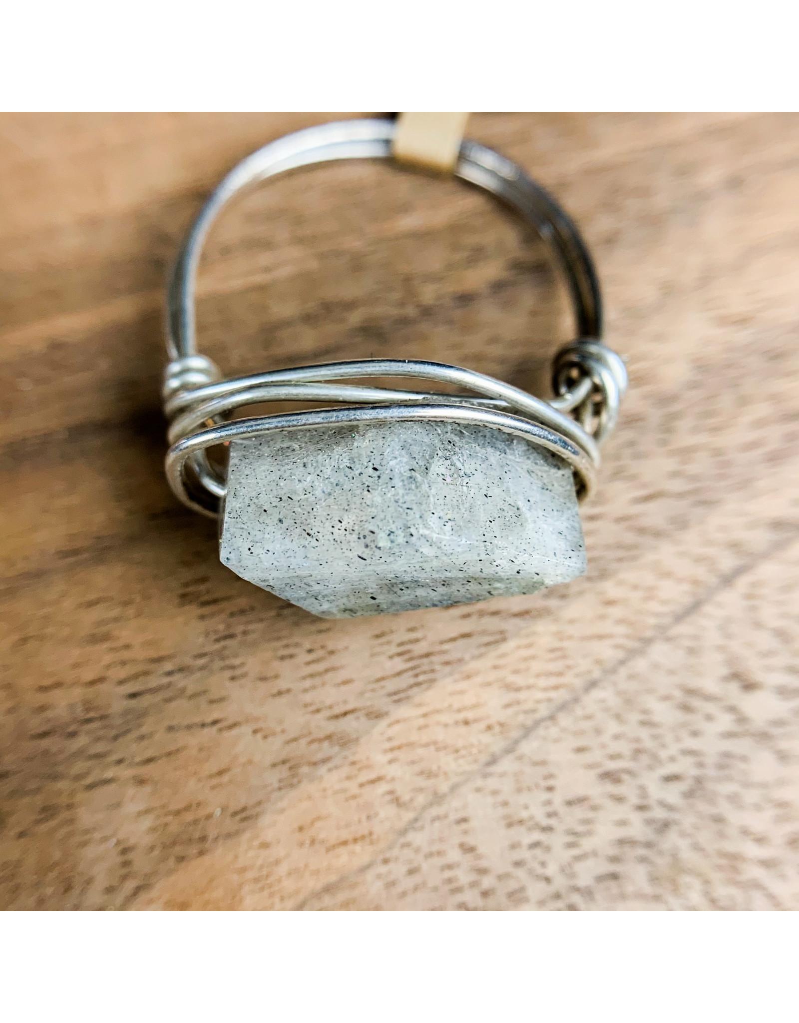 Labradorite Ring - NC8