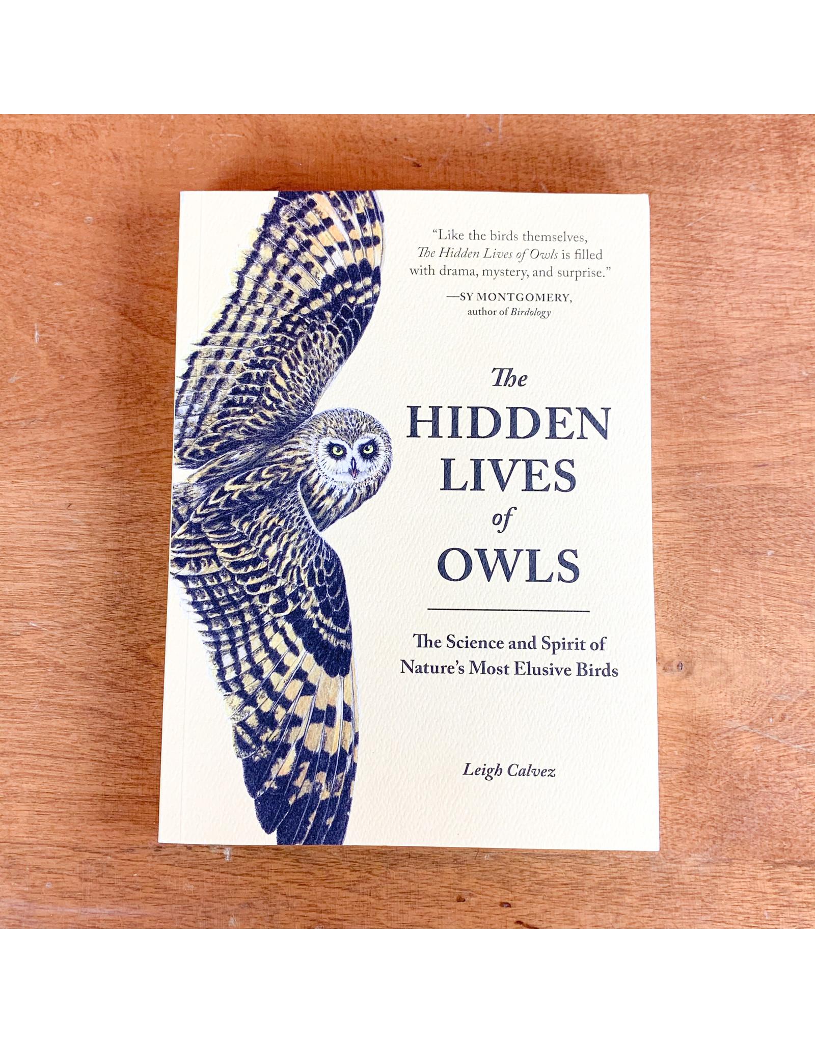 Random House Hidden Lives of Owls