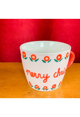 Creative Co-Op Mug Merry Christmas