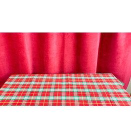 Primitive Artisan Kringle Table Cloth 60^2