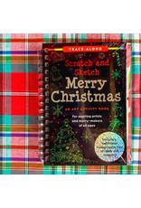 Peter Pauper Press Merry Christmas-scratch