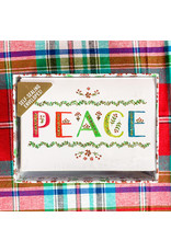 Peter Pauper Press PEACE-boxed cards