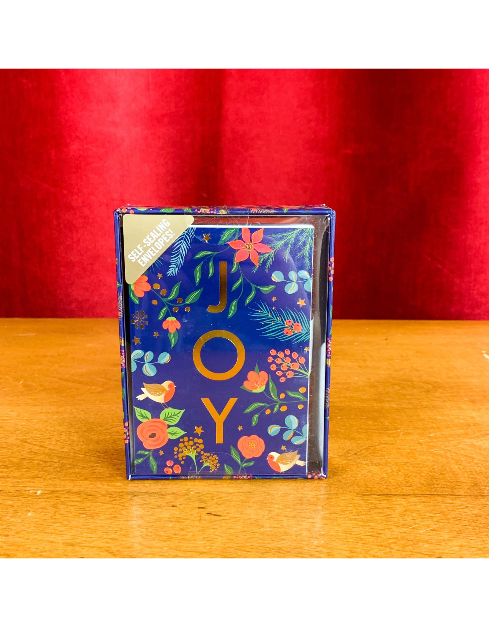 Peter Pauper Press JOY-boxed cards