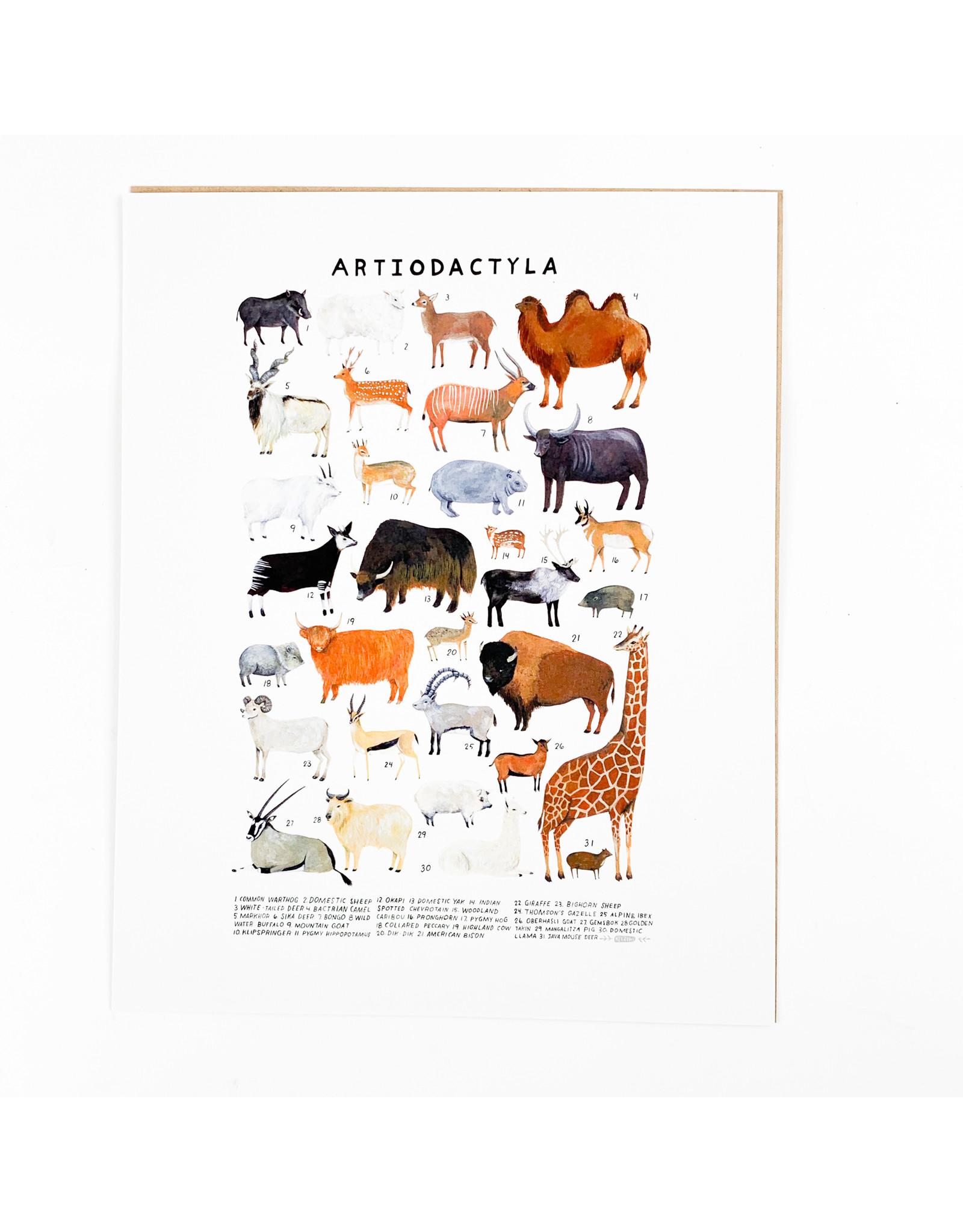 Kelzuki/Consignment Mini Print Consignment - Artiodactyla