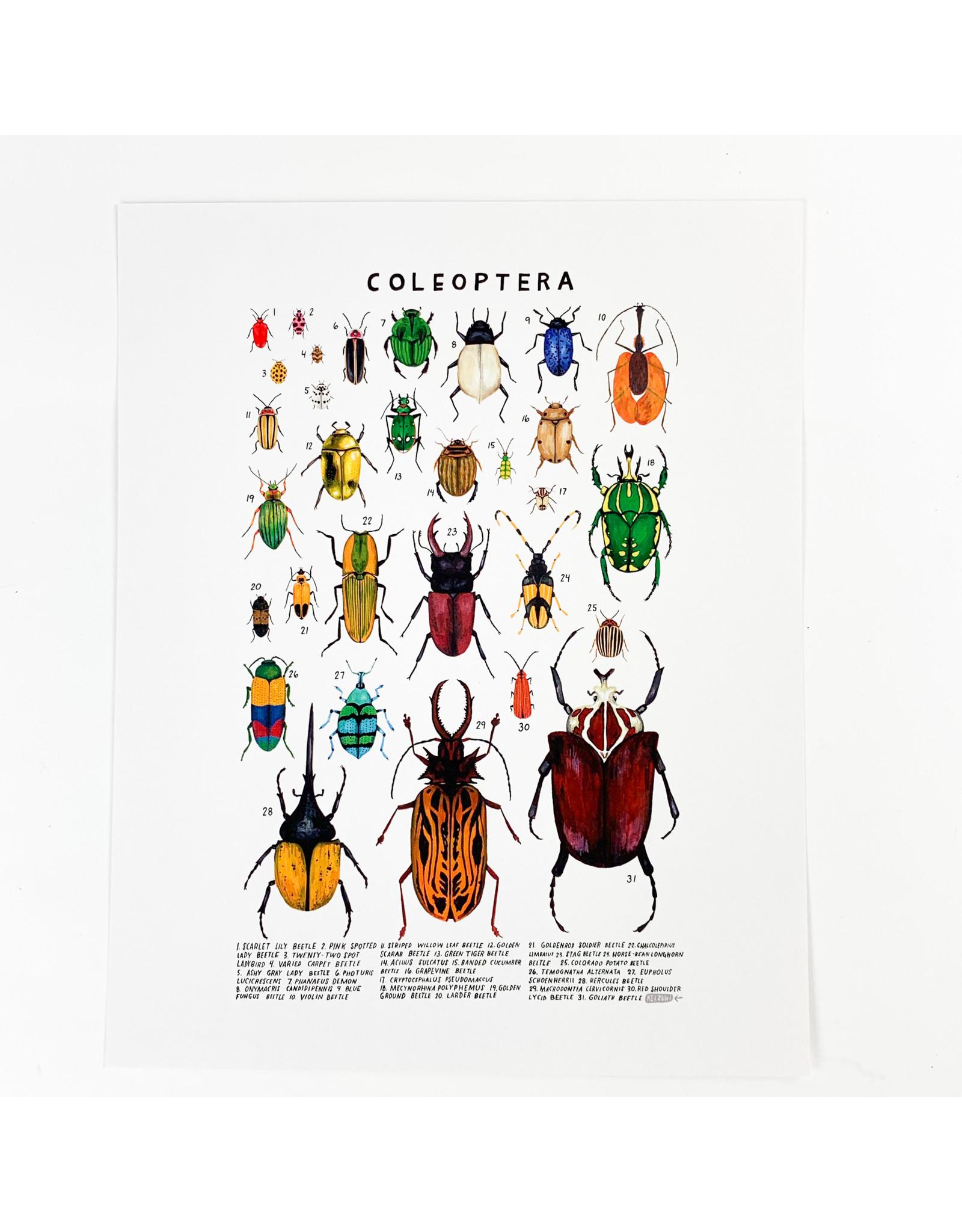 Kelzuki/Consignment Mini Print Consignment - Coleoptera