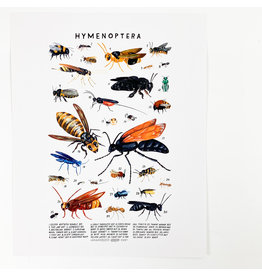 Kelzuki/Consignment Mini Print Consignment - Hymenoptera