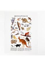 Kelzuki/Consignment Mini Print Consignment - Marsupialia