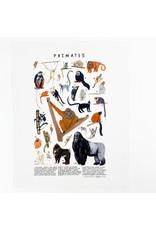 Kelzuki/Consignment Mini Print Consignment - Primates