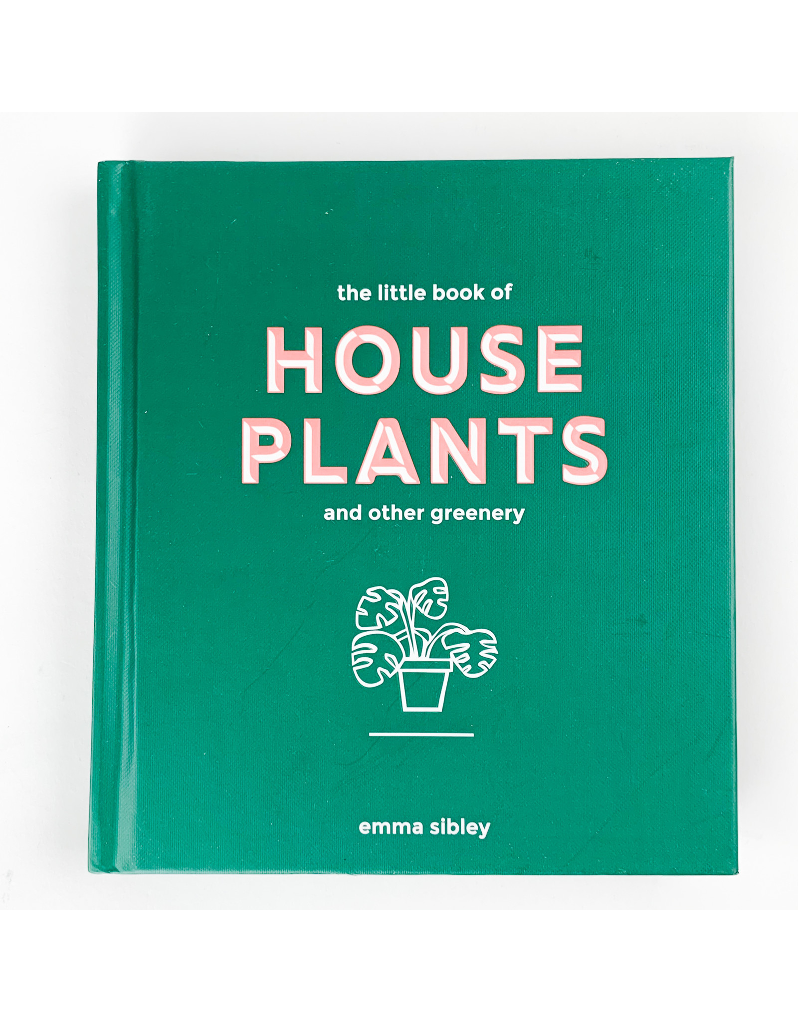 Chronicle Books Little Book of House Plants and Other Greenery