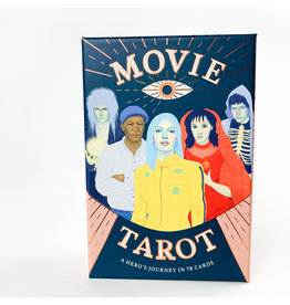 Chronicle Books Movie Tarot
