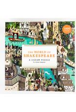 Chronicle Books Shakespeare Jigsaw