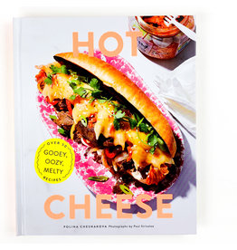 Chronicle Books Hot Cheese
