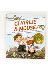 Chronicle Books Charlie and Mouse hc