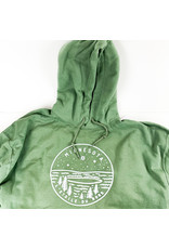 Hey Mountains MN Hoodie