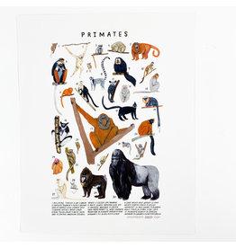 Kelzuki/Consignment Primates Print/Consignment
