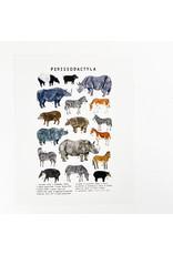 Kelzuki/Consignment Perissodactyla Print/ Consignment